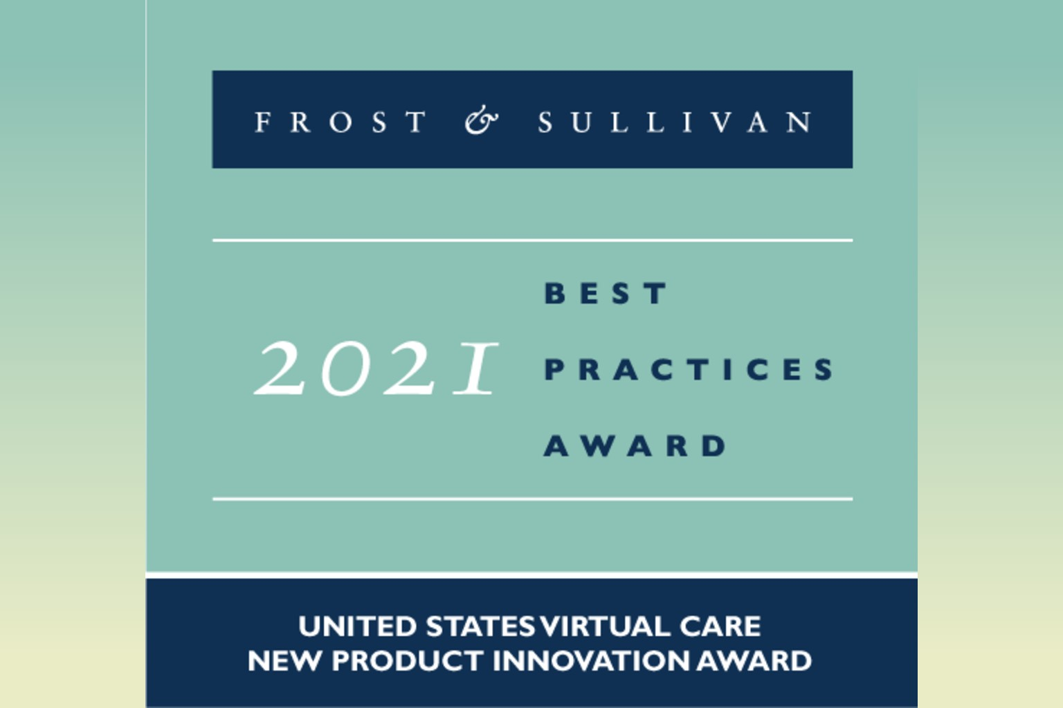 Wolters Kluwer Clinical Surveillance receives Frost & Sullivan New Product Innovation Award