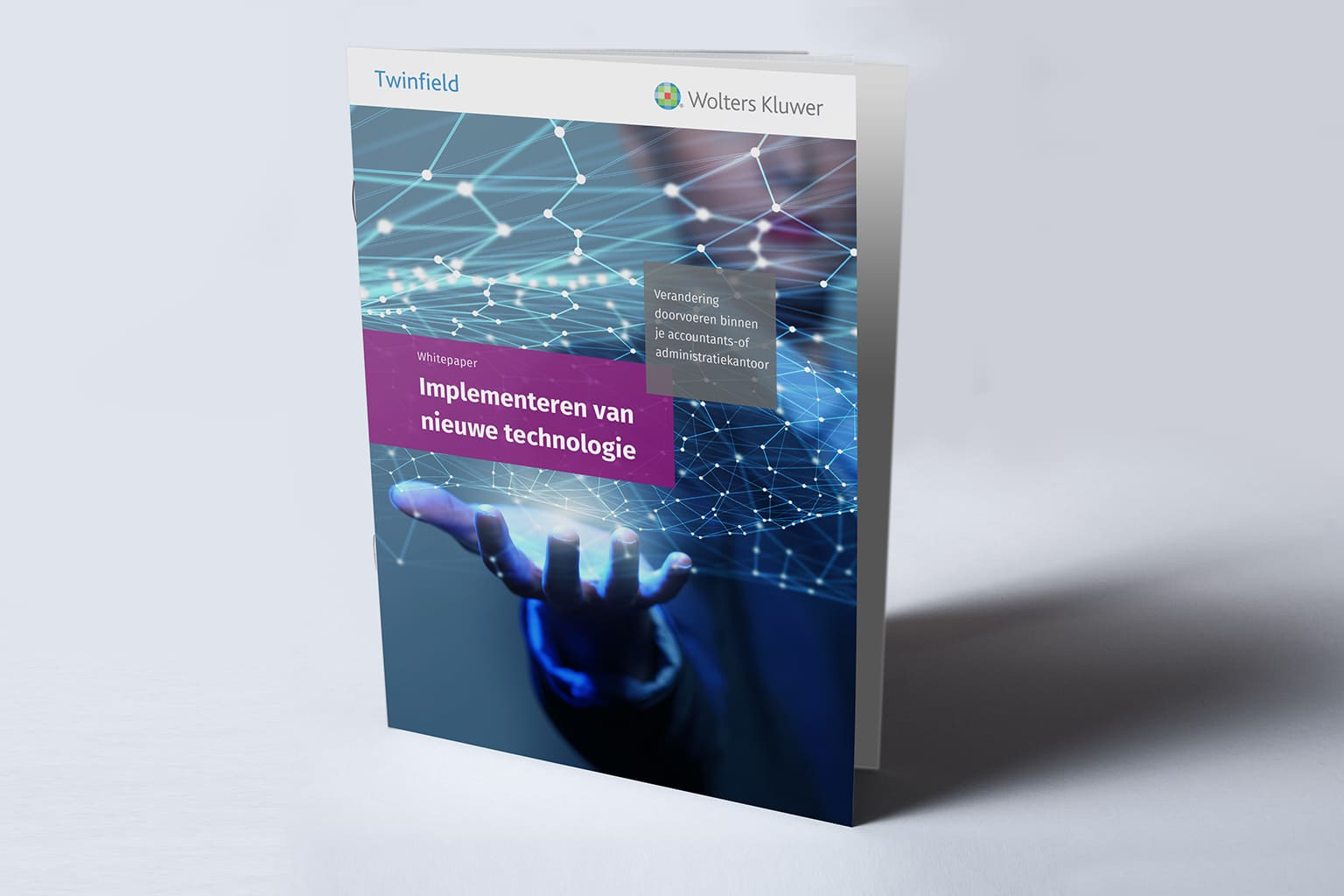 Cover whitepaper Implementeren nieuwe technologie