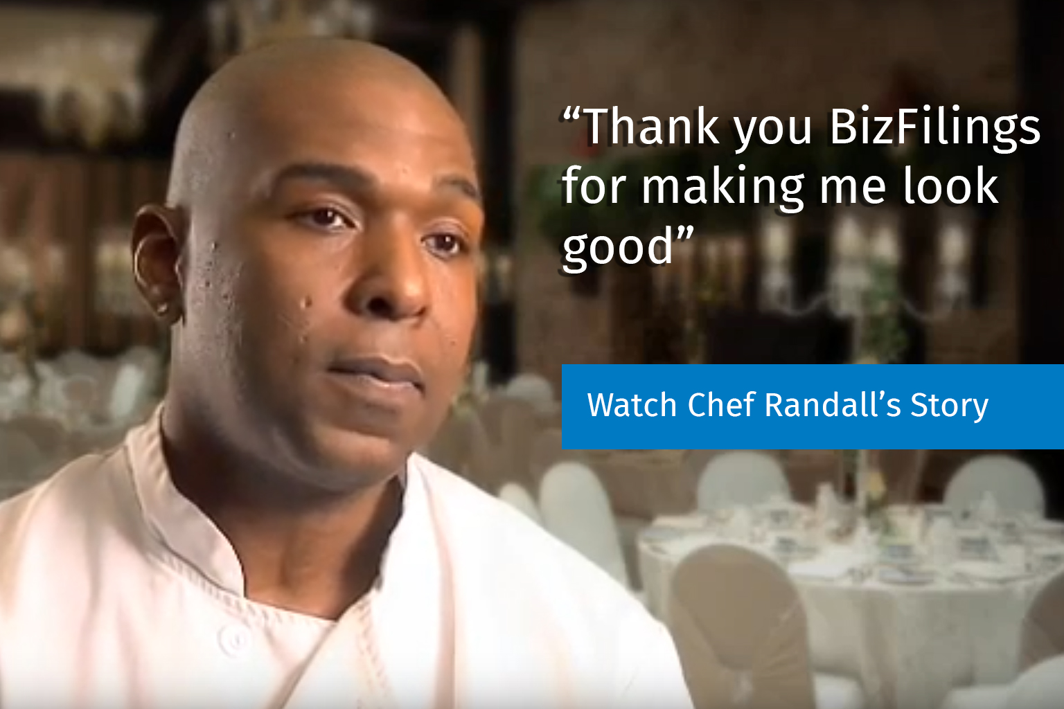 Chef Randall Story