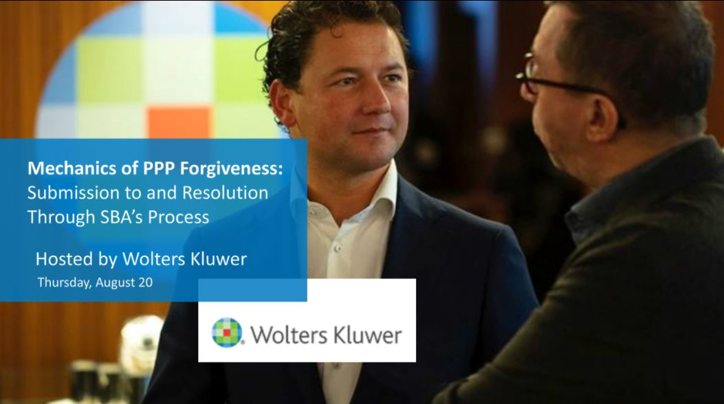 Mechanics of PPP Forgiveness Webinar