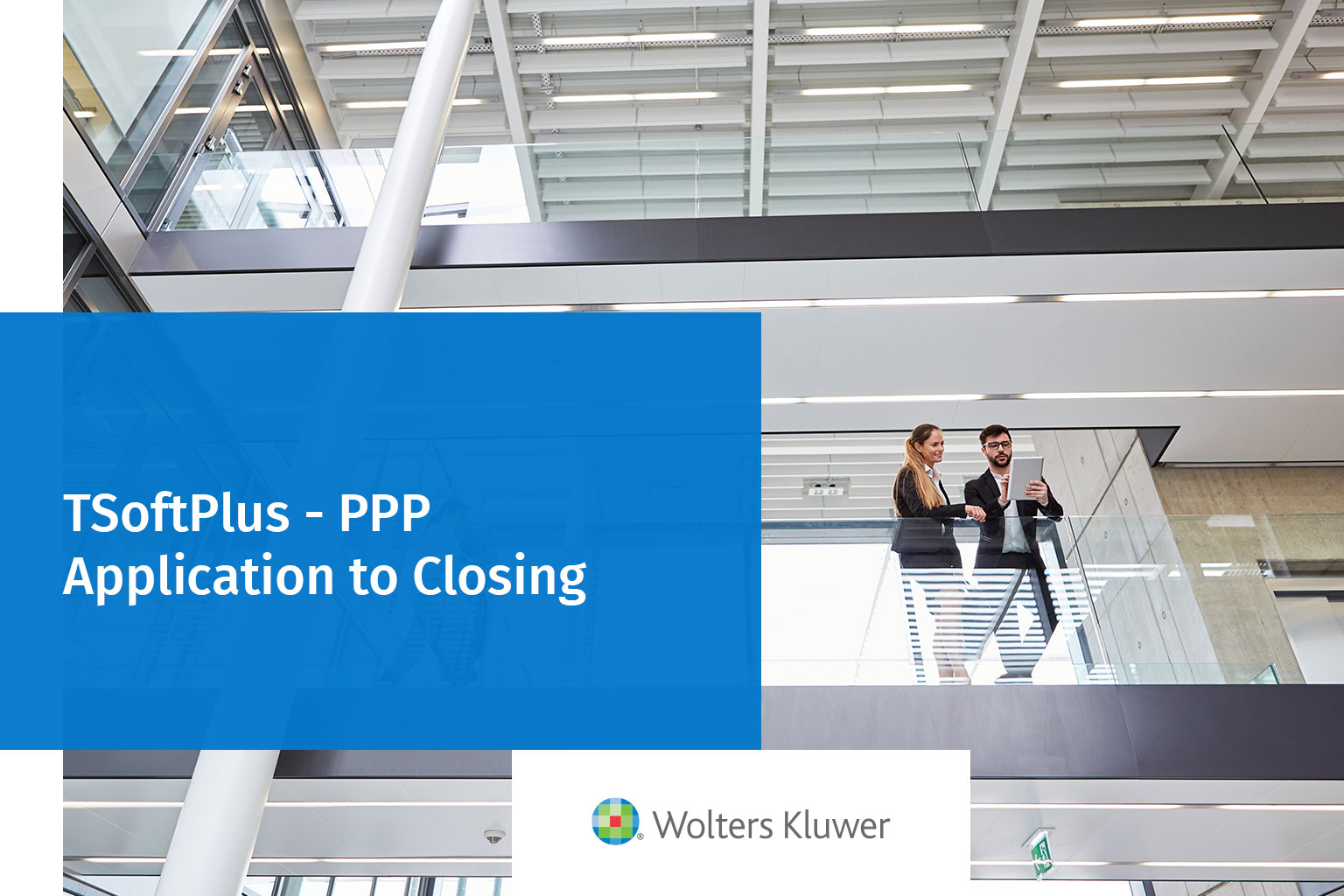 TSoftPlus - PPP Application to Closing