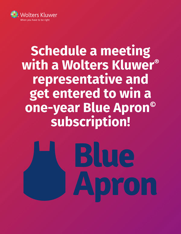 MBA Annual Blue Apron