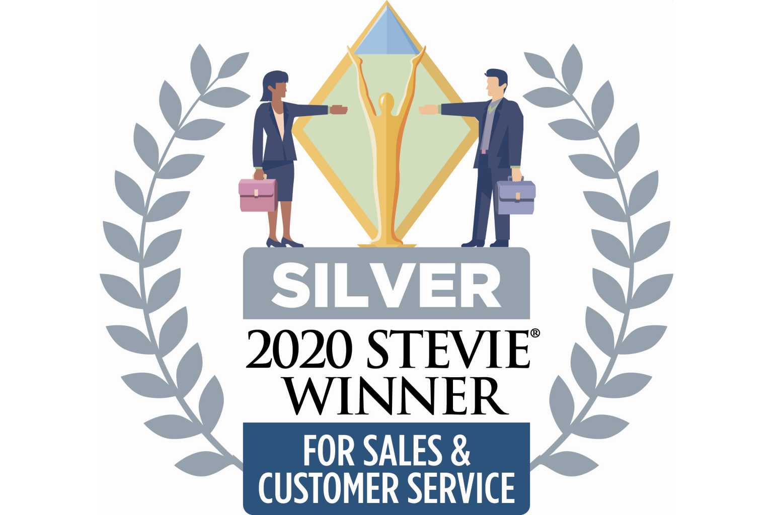 CT Corporation wins Stevie Customer Service Award