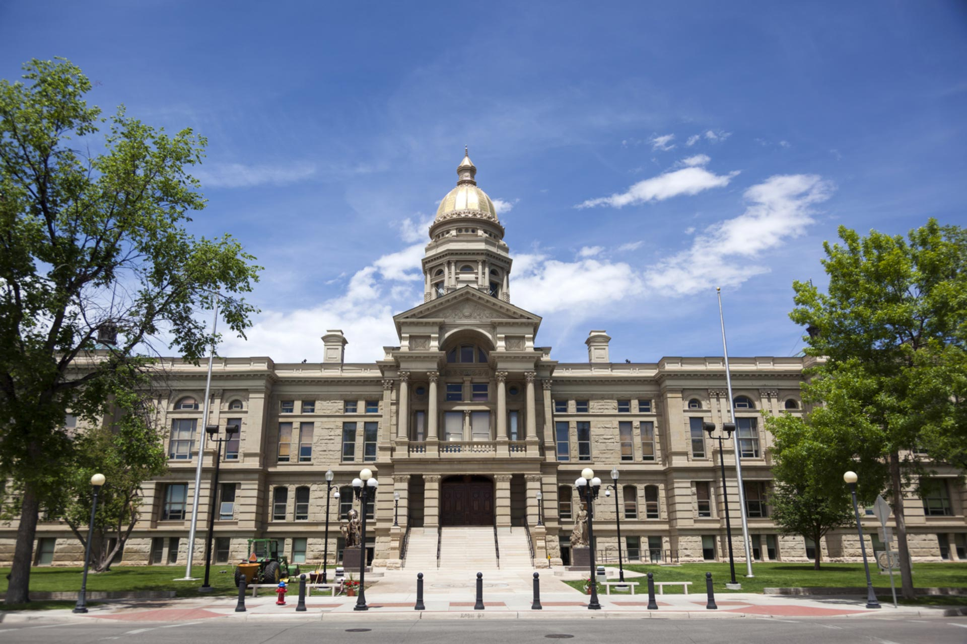Wyoming has special considerations for a registered agent.  CT Corporation has experienced professionals who can assist.