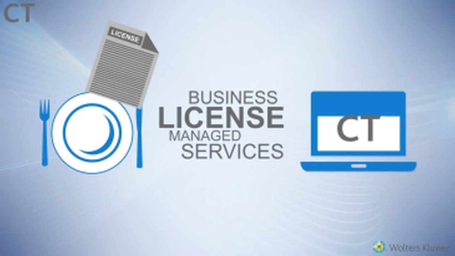 CT business license managed services