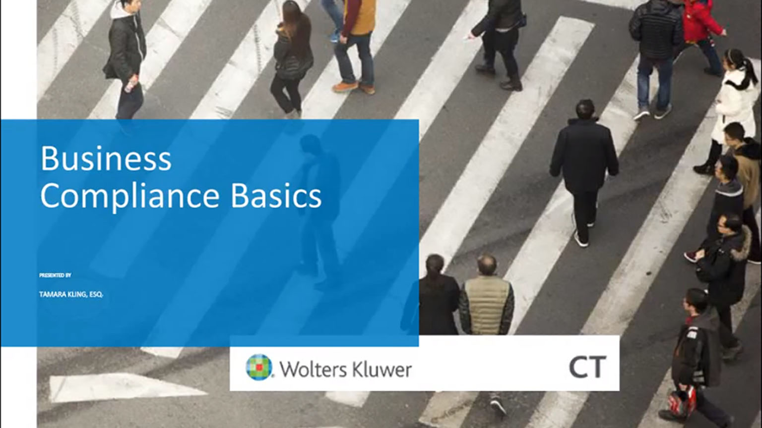 On-Demand Webinar: Business Compliance Basics