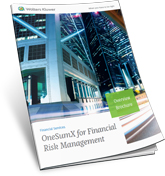 Financial Risk Management Overview Brochure