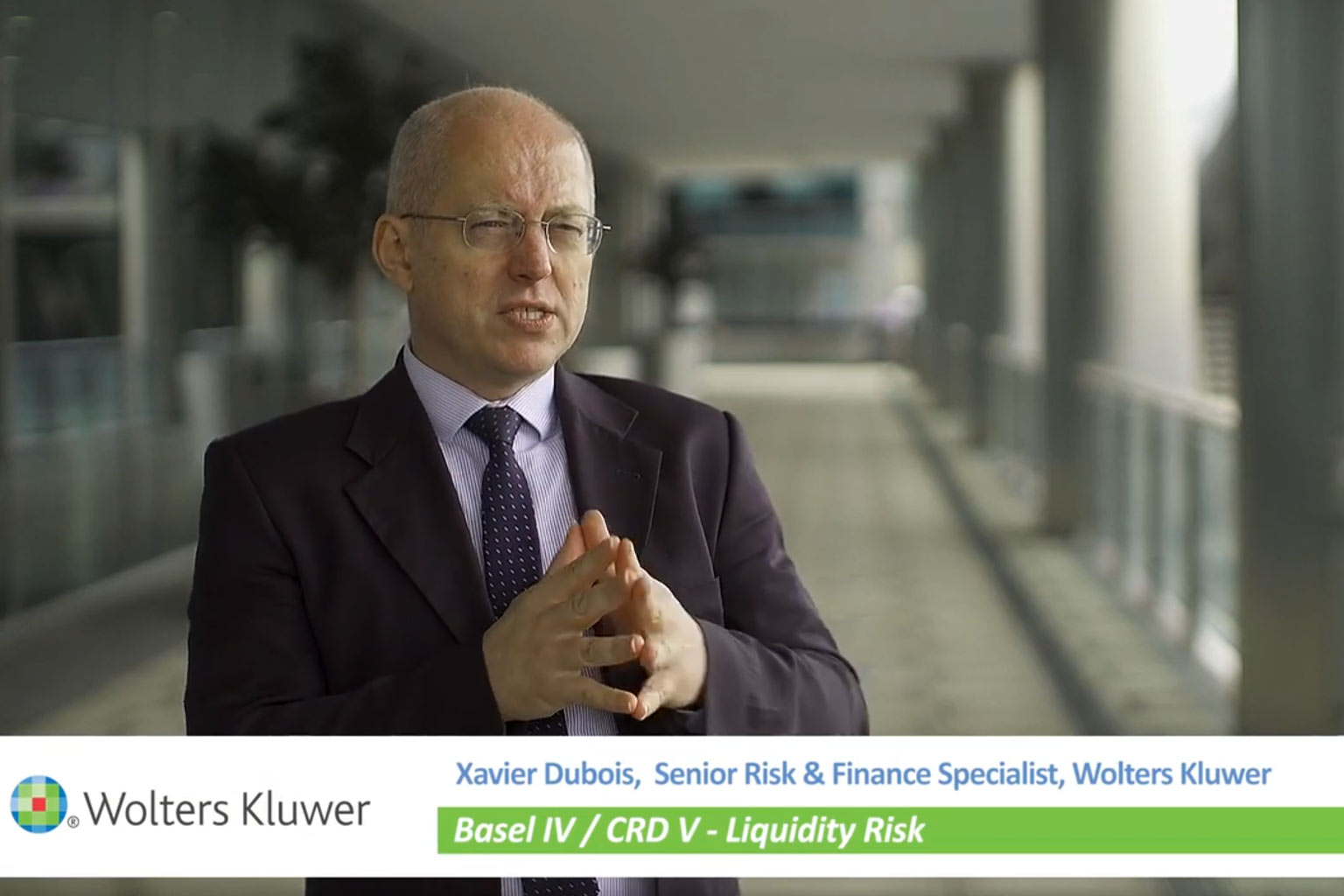 Bsel IV Liquidity Risk Video
