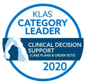 UpToDate Category Leader for Clinical Decision Support