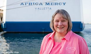 Mercy Ships - Becky Bynum