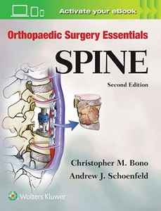 Orthopaedic Surgery Essentials: Spine book cover