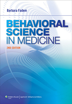 Behavioral Science in Medicine book cover