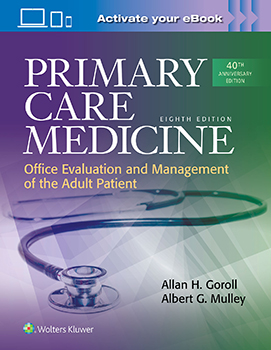 Primary Care Medicine book cover