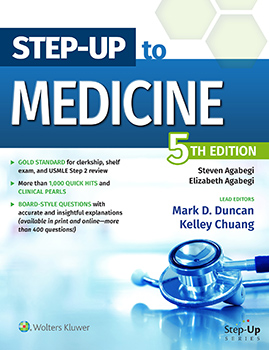 Step-Up to Medicine book cover