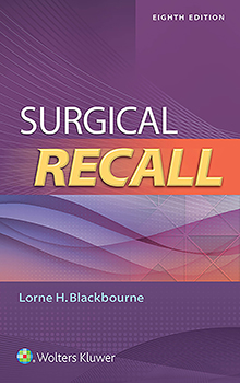 Surgical Recall book cover