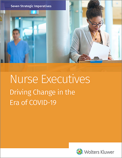 Nurse Executives report cover
