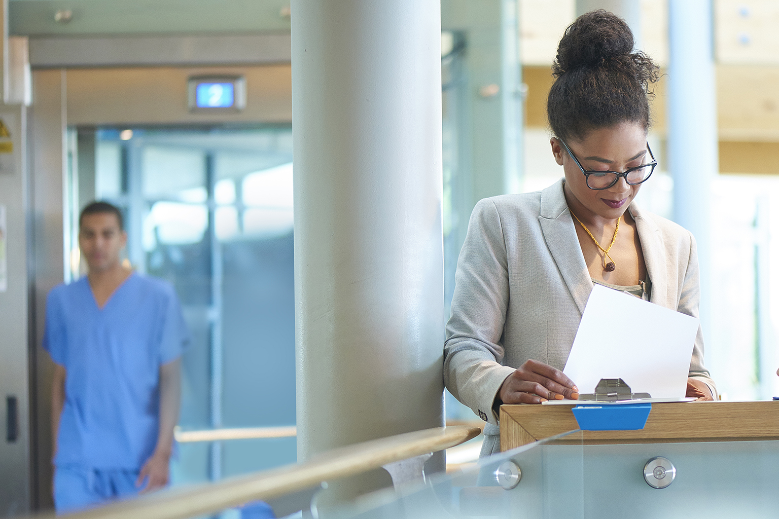 Driving change: Seven strategic imperatives for today's nurse leaders in the new healthcare reality