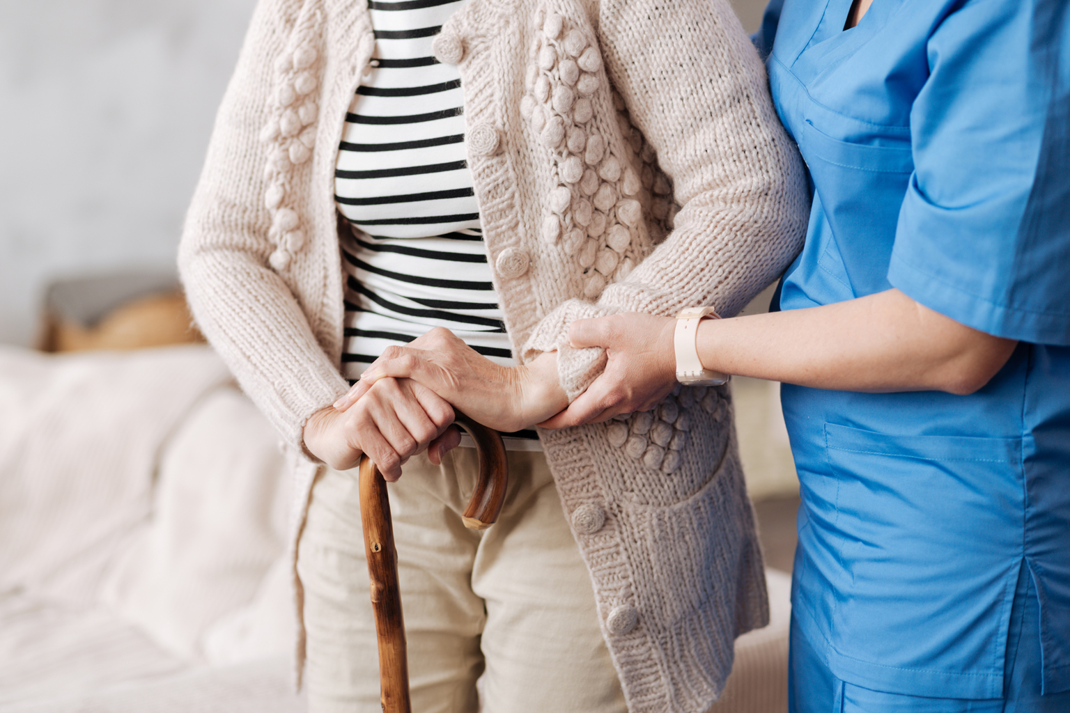 Adapting to a new normal in home health care