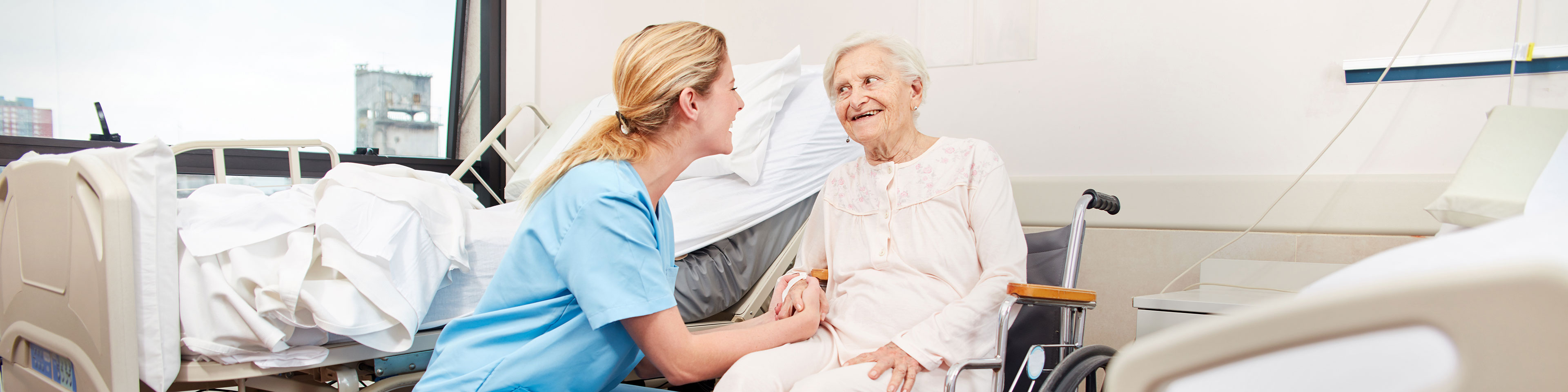 Study: Patient Satisfaction Grows with Nurse Staffing