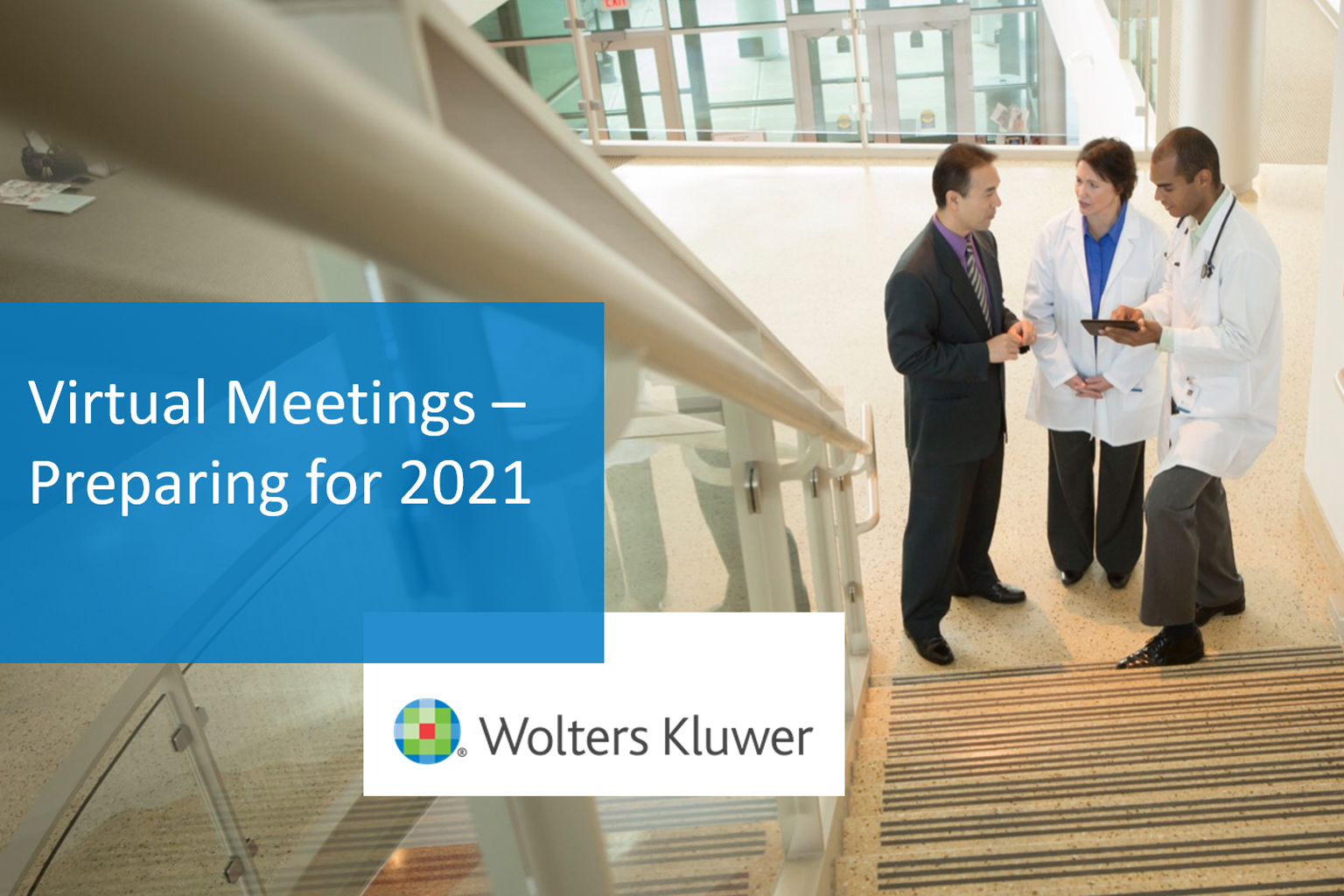 Virtual Meeting Solutions – Preparing for 2021: A webinar