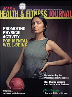 ACSM's Health & Fitness Journal