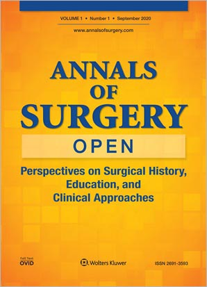 Annals of Surgery Open