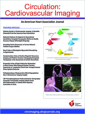 Circulation: Cardiovascular Imaging