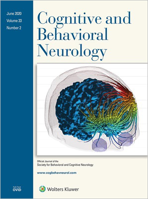 Cognitive and Behavioral Neurology