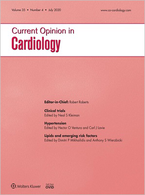 Current Opinion in Cardiology