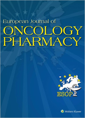 European Journal of Oncology Pharmacy