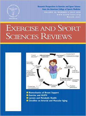 Exercise and Sport Sciences Reviews