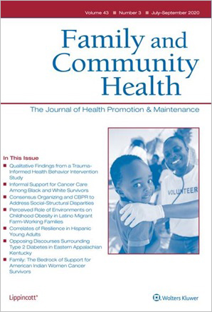 Family and Community Health