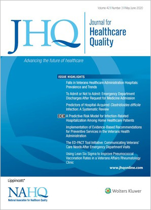 Journal for Healthcare Quality