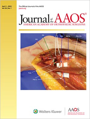 Journal of the American Academy of Orthopaedic Surgeons (JAAOS)