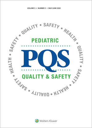Pediatric Quality & Safety