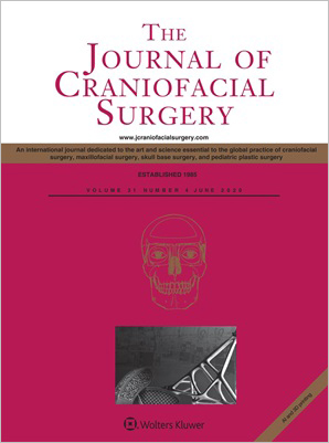 The Journal of Craniofacial Surgery