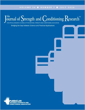 The Journal of Strength and Conditioning Research