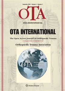 OTA International journal cover