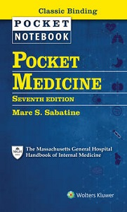 Pocket Medicine book cover