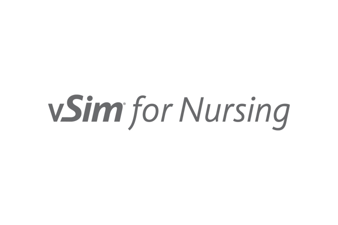 vSim for Nursing logo