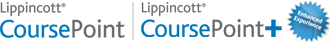 Lippincott CoursePoint and CoursePoint+ Enhanced logo