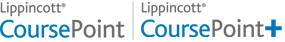 Lippincott CoursePoint and CoursePoint+ logo