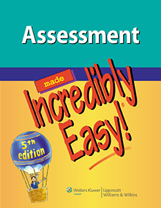 Assessment Made Incredibly Easy! book cover