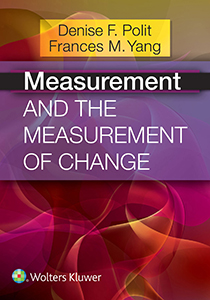Measurement and the Measurement of Change book cover