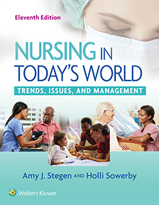Nursing in Today's World book cover