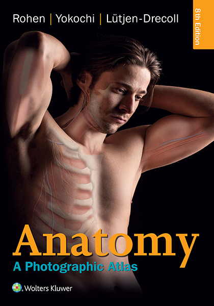 Anatomy, A Photogenic Atlas book cover
