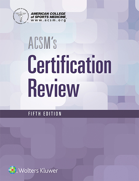 certiification review