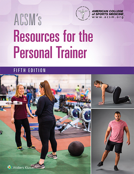 Resources for the personnal Trainer