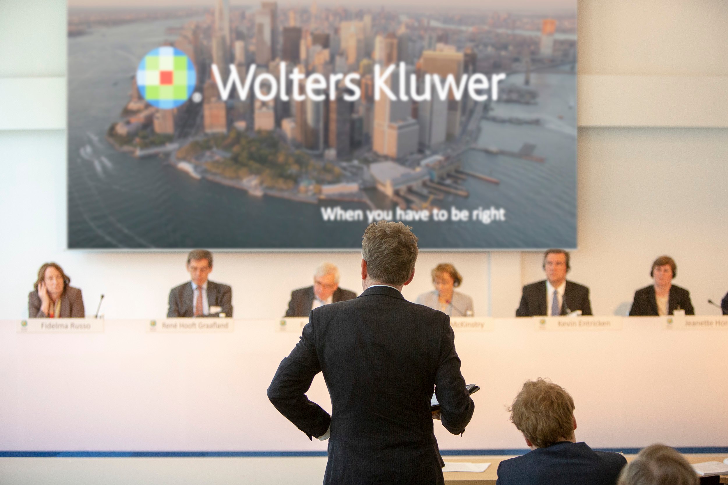 Wolters Kluwer Investors AGMs