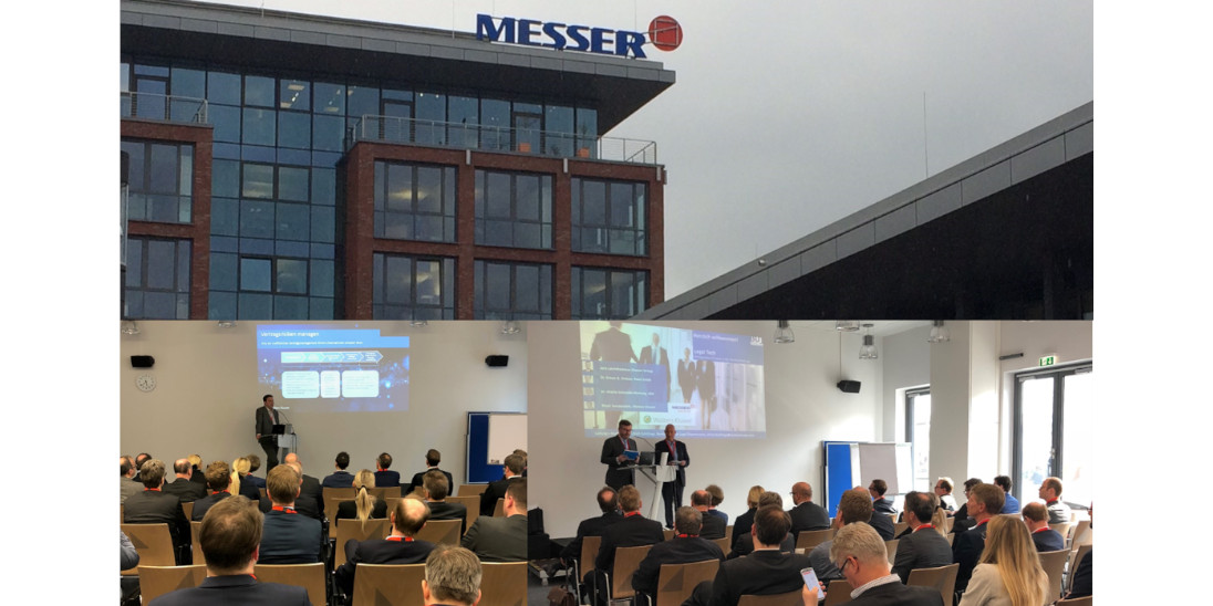 Am Puls der Digitalisierung: Legal Tech Workshop-Reihe zu Gast bei der Messer Group